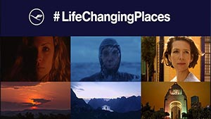 #LifeChangingPlaces