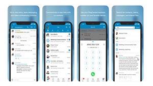 RingCentral Glip - iOS app