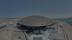 A Monument Rises From the Sand: Louvre Abu Dhabi