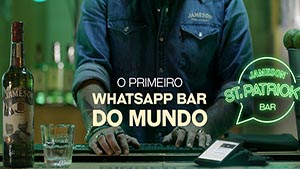 The First WhatsApp Bar In The World