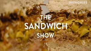 The Sandwich Show: Max's Fish Sarnie