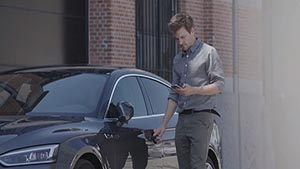 Audi E-xperience