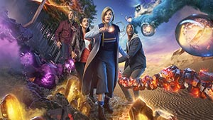 Doctor Who Global Site — BBC Studios