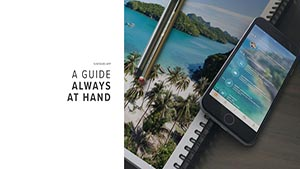 Suntours App - A Guide Always At Hand