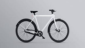 VanMoof+ Subscription Plan