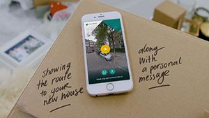 The 'We're Moving' Whatsapp